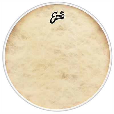 Evans EQ4 Calftone Tom Hoop Drum Head