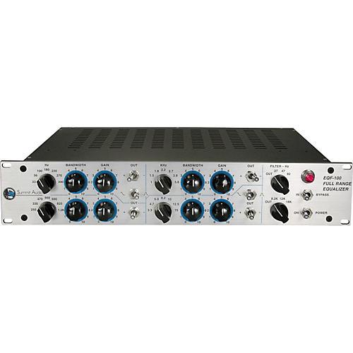 Summit Audio EQF-100 Full-Range Equalizer