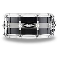 EQlipse Snare Drum 14 x 6 in. Black Lacquer