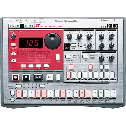 Korg ER-1 Electribe with Backpack