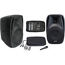 Open BoxGemini ES-210MXBLU Portable PA System