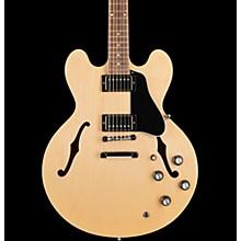 ES-335 Dot Semi-Hollow Electric Guitar Dark Natural