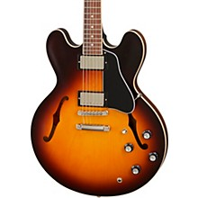 ES-335 Satin Semi-Hollowbody Electric Guitar Satin Vintage Burst
