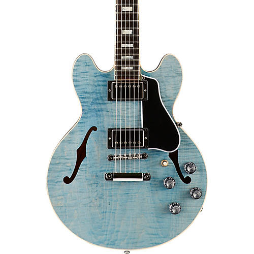 Gibson ES-339 Figured 2017 Limited Edition Semi-Hollowbody Electric Guitar
