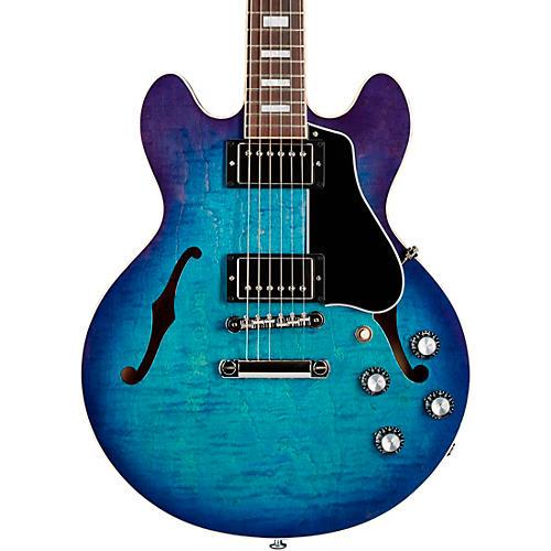 Gibson ES-339 Figured Semi-Hollow Electric Guitar Blueberry Burst