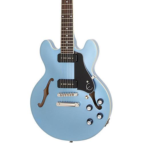 epiphone es 339 p90 pro semi hollowbody electric guitar pelham blue musician 39 s friend. Black Bedroom Furniture Sets. Home Design Ideas