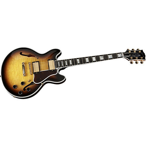 Gibson ES-359 AAA Flame Maple Semi-Hollow Electric Guitar