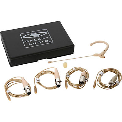 Galaxy Audio ESM3 Single-Ear Headset With 4 Mixed Cables