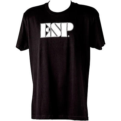 ESP ESP Block Logo Men's T-shirt