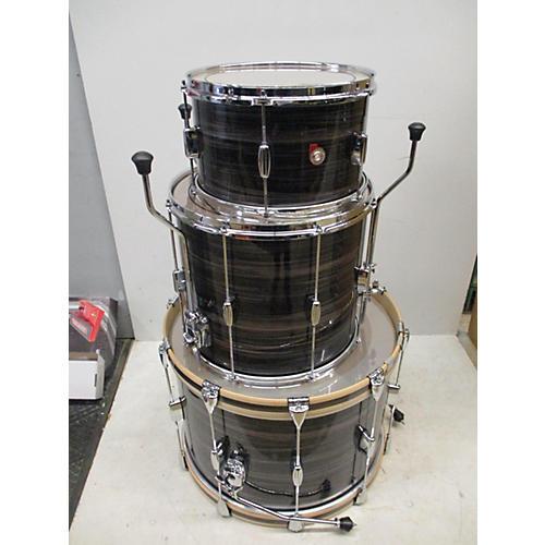 Barton Drums ESSENTIAL BEECH Drum Kit ZEBRANO WOOD