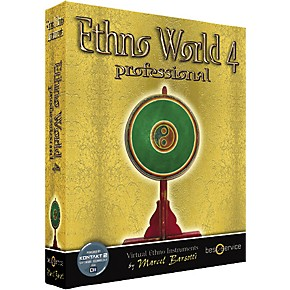 Best Service ETHNO WORLD 4 PROFESSIONAL SAMPLE COLLECTION