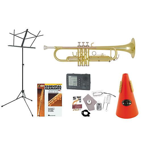 Etude ETR 100 Beginner Student Trumpet Bundle