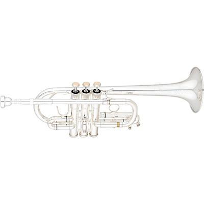 Eastman ETR540S Advanced Series Eb/D Trumpet
