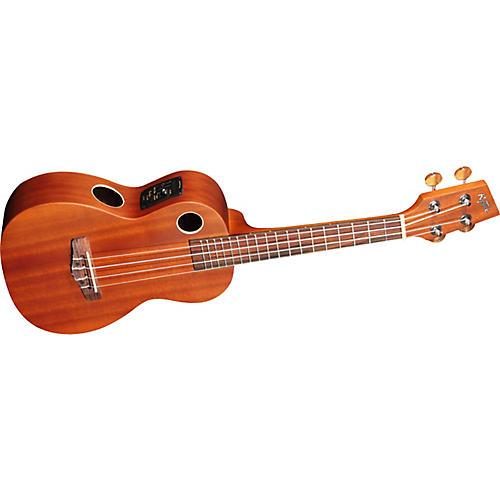 riptide euc 5 concert acoustic electric ukulele musician 39 s friend. Black Bedroom Furniture Sets. Home Design Ideas