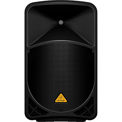 """Behringer EUROLIVE B115MP3 Active 2-Way 15"""" PA Speaker System with MP3 Player"""