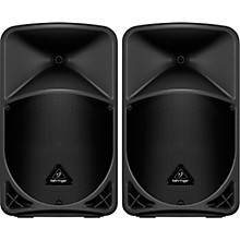 """Behringer EUROLIVE B12X 12"""" Powered Speakers with Bluetooth (Pair)"""