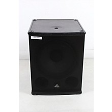 Open Box Behringer EUROLIVE B1800HP Active 2200w PA Subwoofer