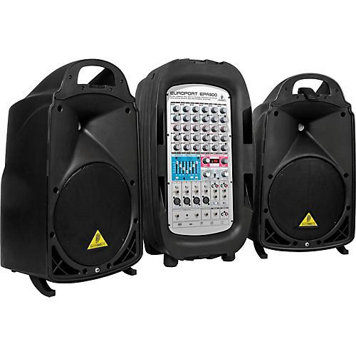 Behringer Europort Epa900 Portable Pa System Musician S