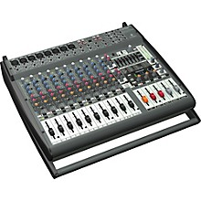 Open Box Behringer EUROPOWER PMP4000 16 Ch Powered Mixer w FX