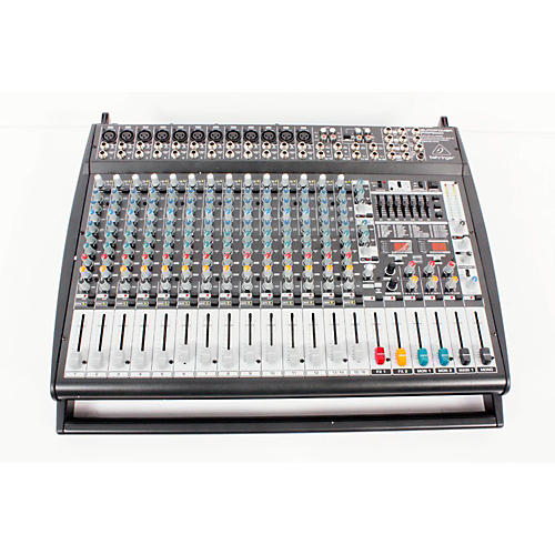 Behringer EUROPOWER PMP6000 20-Channel Powered Mixer Condition 1 - Mint