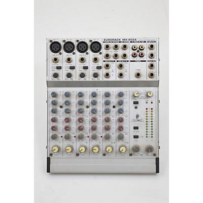 Behringer EURORACK MX 802A Unpowered Mixer