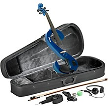EVA 44 Series Electric Viola Outfit Metallic Blue