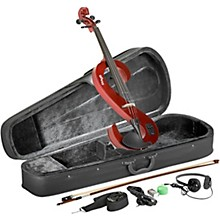 EVA 44 Series Electric Viola Outfit Metallic Red