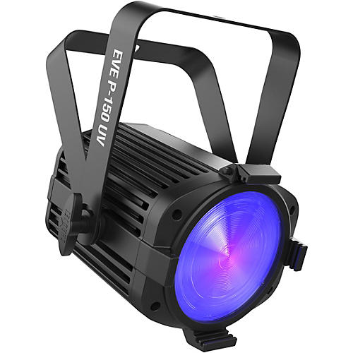 CHAUVET DJ EVE P-150 UV Ultraviolet LED Black Light Cannon Wash