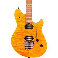 EVH Wolfgang WG Standard Quilt Maple Transparent Amber