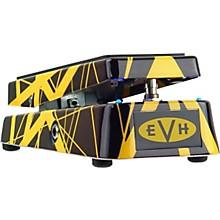 Open BoxDunlop EVH95 Eddie Van Halen Signature Wah Guitar Effects Pedal