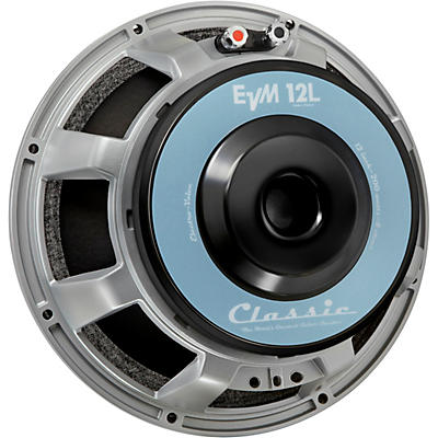 Electro-Voice EVM12L Classic Guitar Speaker 8OHM