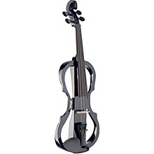 EVN X-4/4 Series Electric Violin Outfit Black