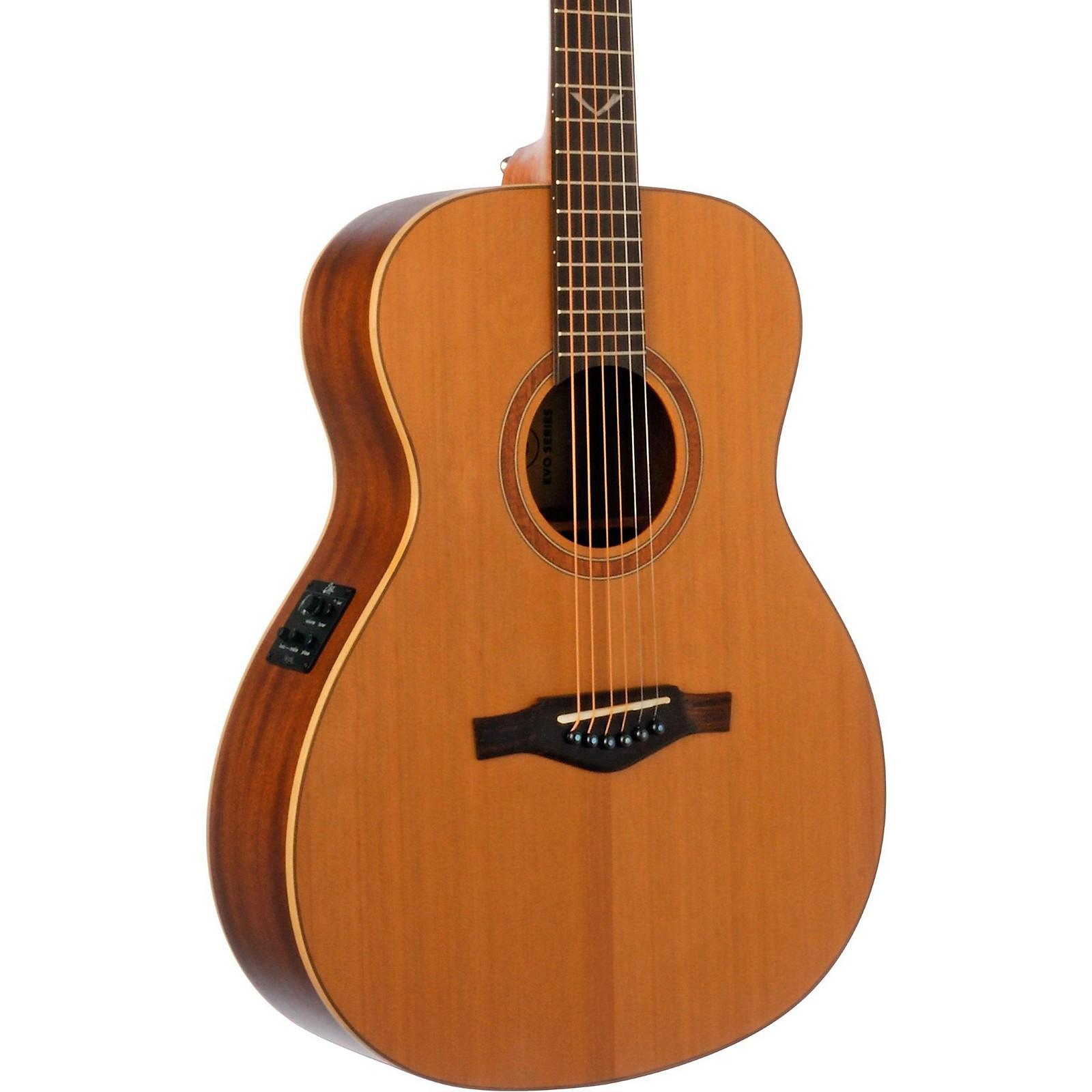 EKO EVO Series Auditorium Acoustic-Electric Guitar