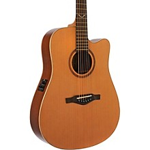 Open Box EKO EVO Series Dreadnought Acoustic-Electric Guitar