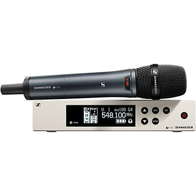 Sennheiser EW 100 G4-845-S Wireless Handheld Microphone System