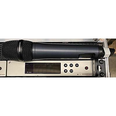Sennheiser EW 100 G4 Handheld Wireless System