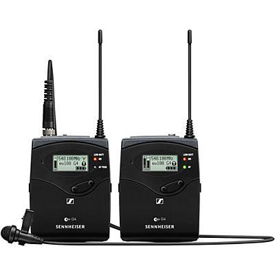 Sennheiser EW 112P G4 Portable Wireless Lavalier Microphone System