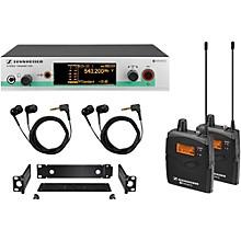 Sennheiser EW 300-2 IEM G3-A1 In Ear Wireless System 507178