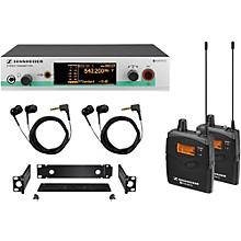 Open BoxSennheiser EW 300-2 IEM G3-G In Ear Wireless System