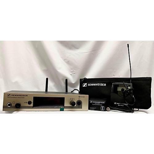 Sennheiser EW 300 G3 System / LAV/ PACK Lavalier Wireless System