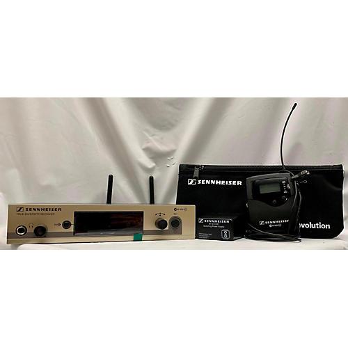 Sennheiser EW 300 G3 System/ Lav/ Pack Lavalier Wireless System