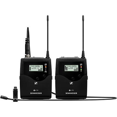 Sennheiser EW 512P G4 Portable Wireless Lavalier Microphone System