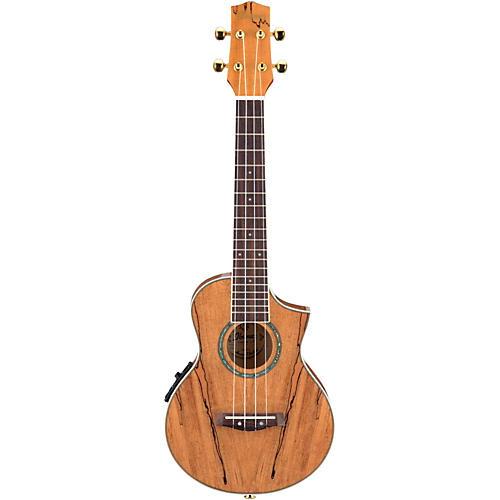 Ibanez EW Cutaway Concert Acoustic-Electric Ukulele With Bag