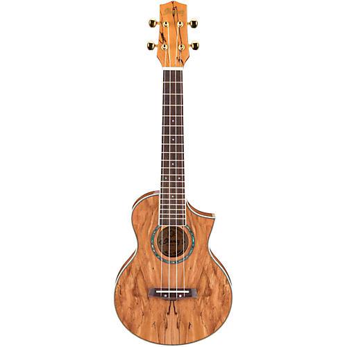 Ibanez EW Cutaway Concert Acoustic Ukulele With Bag