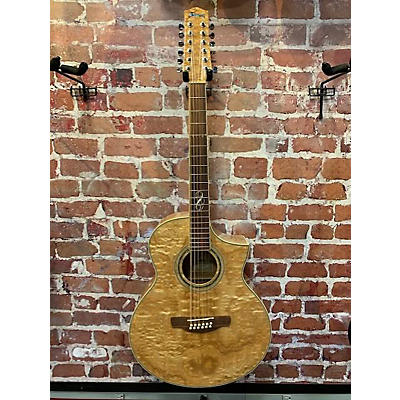 Ibanez EW2012ASE-NT1205 12-STRING 12 String Acoustic Electric Guitar
