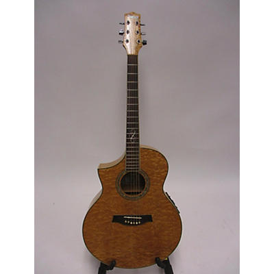 Ibanez EW20ASE Left Handed Acoustic Electric Guitar
