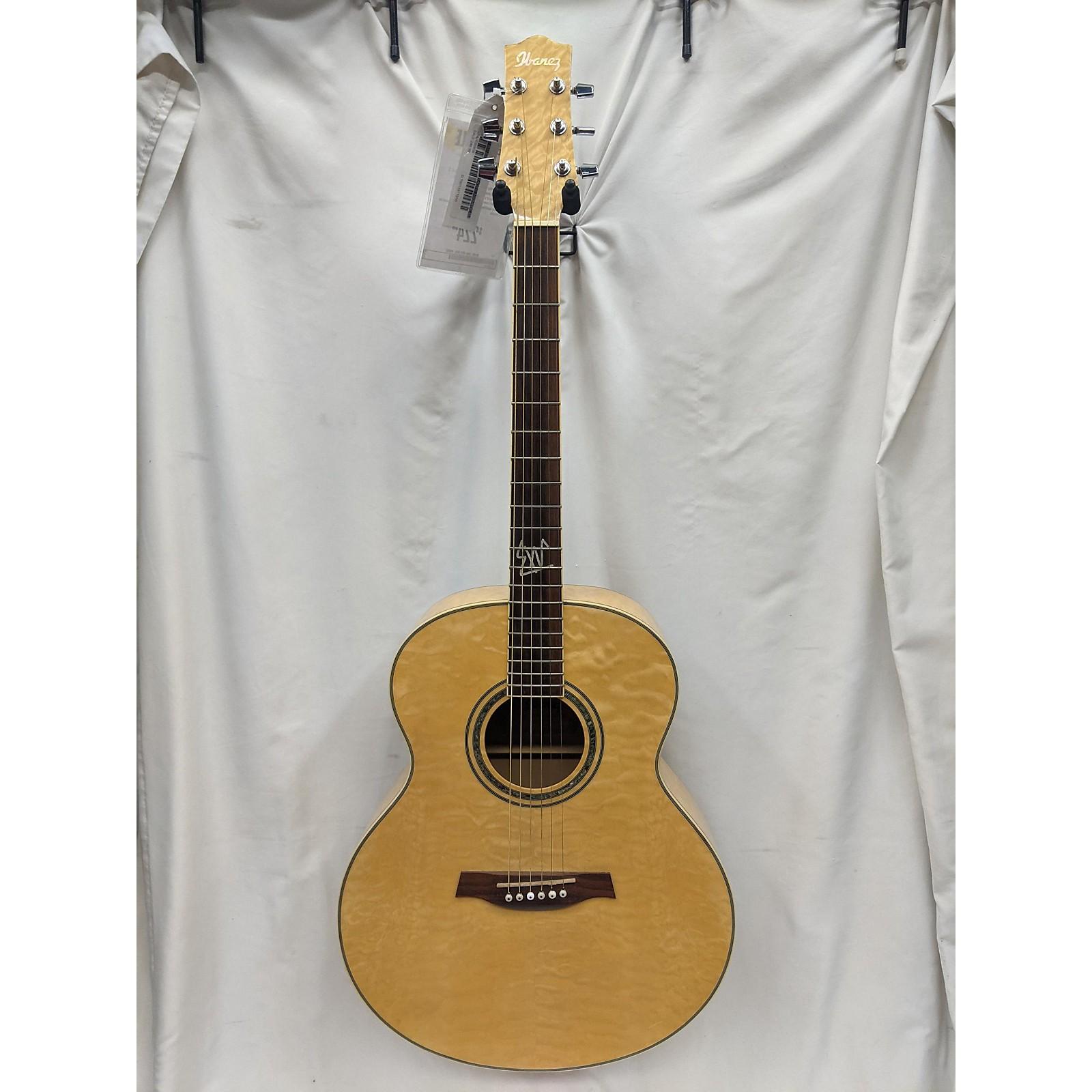 Ibanez EW20QMB Acoustic Electric Guitar