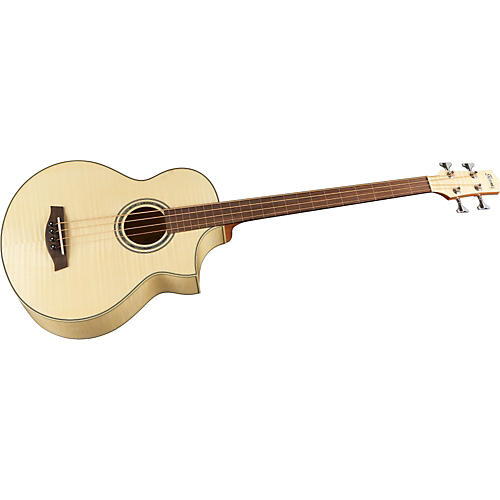 Ibanez EWB20FM Flamed Maple Acoustic-Electric Bass