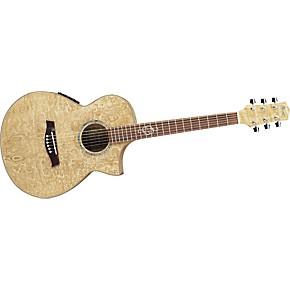 Exotic Wood Acoustic Guitars : ibanez ewc30aserlg exotic wood series acoustic electric guitar musician 39 s friend ~ Russianpoet.info Haus und Dekorationen