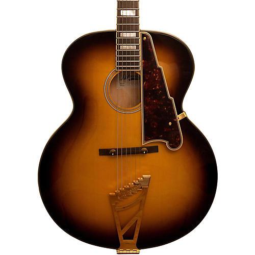 D'Angelico EX-63 Archtop Acoustic Guitar Condition 1 - Mint Sunburst